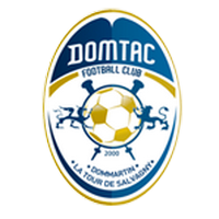 Club de football de Dommartin - La Tour de Salvagny logo